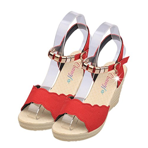 TPulling TPulling Balletto Balletto Donna rosso 6w6O450qrx