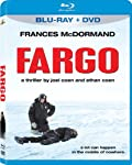 Cover Image for 'Fargo (Blu-ray + DVD Combo)'