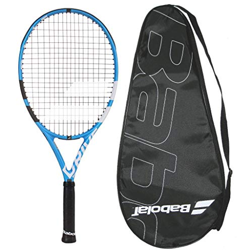 Babolat 2018-2020 Pure Drive 25 - Strung with Cover - Adult Technology Scaled for Junior Player (B07G85C9N6) Amazon Price History, Amazon Price Tracker