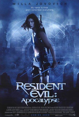 Resident Evil: Apocalypse Poster Movie B 27x40
