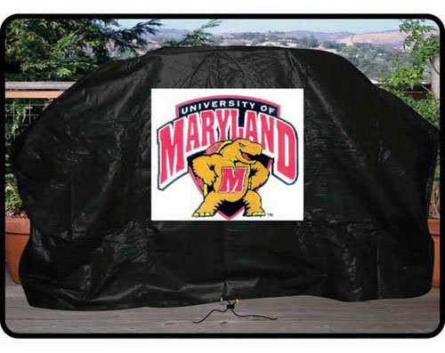 NCAA Maryland Terps 68-Inch Grill Cover