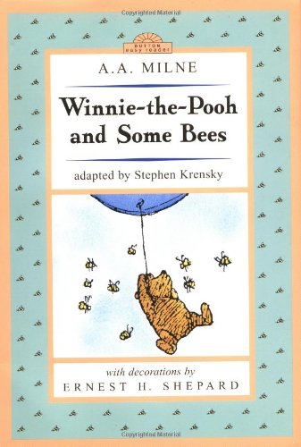 Read Online Winnie-the-Pooh and Some Bees/WTP Easy-to-Read PDF