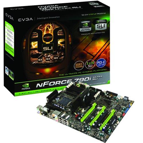 Nforce 790i Sli - EVGA nForce 790i Ultra SLI Socket 775