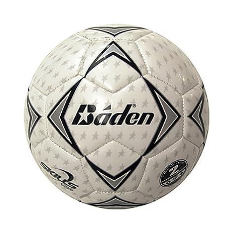 Baden Habilidades tamaño 2 Piel sintética de balón de fútbol ...
