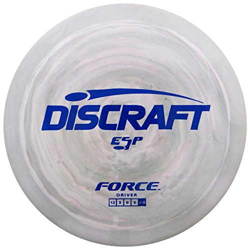 Force Disc - Discraft ESP Force Distance Driver Golf Disc [Colors May Vary] - 170-172g