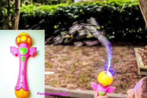 Princess Bubble Wand (15
