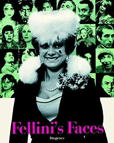 Fellini's Faces: Vierhundertachtzehn Bilder aus Fellinis Fotoarchiv (Kunst) Taschenbuch – 1. April 1993 Federico Fellini Diogenes 3257003021 Ballett