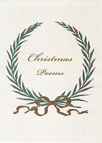 Christmas Poems (New Directions - Christmas Poems