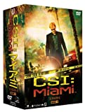 [DVD]CSI:マイアミ シーズン6 コンプリートBOX-1