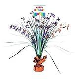 Amscan Spray Centerpiece | Birthday | Rainbow Collection