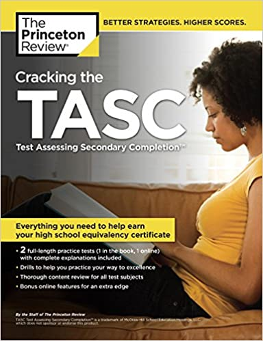 Amazon.com: Cracking the TASC (Test Assessing Secondary Completion ...