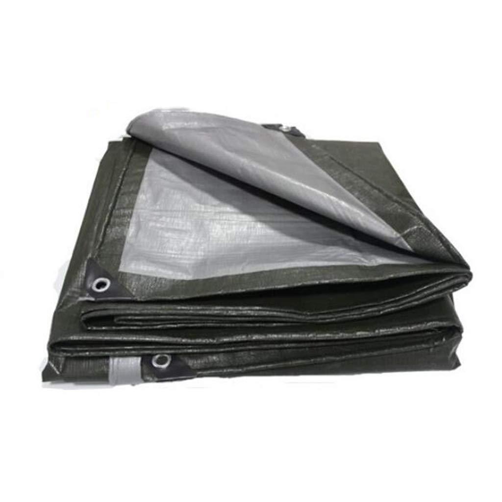 Plane Verdicken Outdoor Regen Tuch Wasserdichte Sonnenschutz Tuch Kunststoff Tuch LKW Dreirad Block Poncho Lostgaming