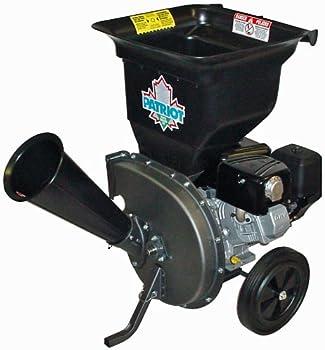 Patriot Products CSV-3100B Chipper Shredder for Composting
