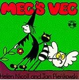 Meg's Veg (Meg and Mog) by Nicoll, Helen, Pienkowski, Jan (1982) Paperback