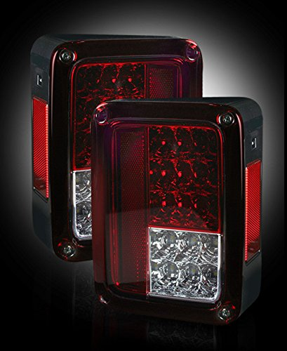 Recon 264234RD LED Tail Light