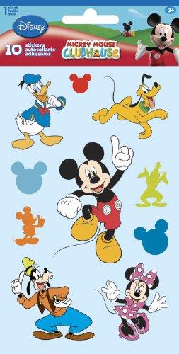 Foam Dimensional Stickers Art - Mickey Mouse Licensed Dimensional Foam