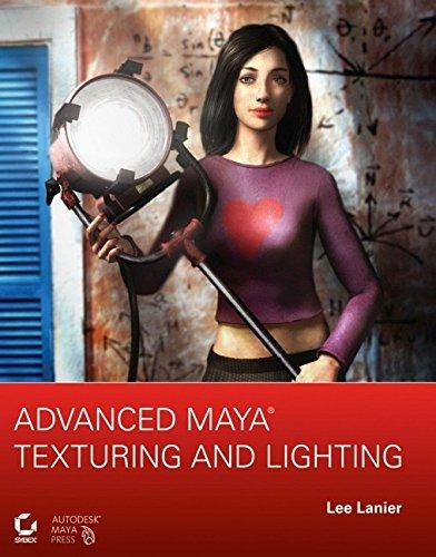 Advanced Maya Texturing and Lighting -