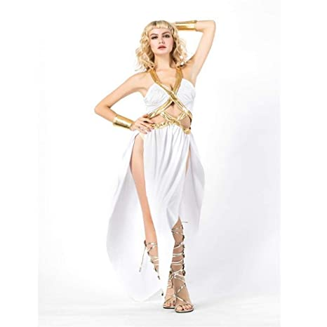 Amazon.com: Ambiguity Cosplay Costume Ladies Halloween ...