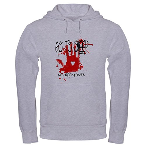 CafePress - GO TO SLEEP front image hoodie Hooded Sweatshirt - Pullover Hoodie, Classic & Comfortable Hooded Sweatshirt