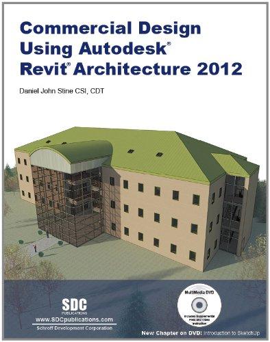 Download Commercial Design Using Revit Architecture 2012 Text fb2 ebook