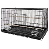 You & Me Finch Rectangle Flight Cage, 30 in