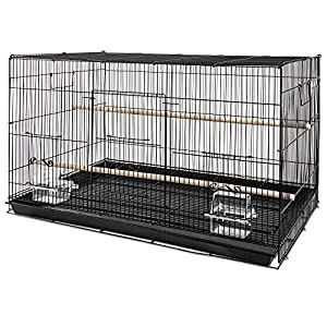 You & Me Finch Rectangle Flight Cage, 30 in 116