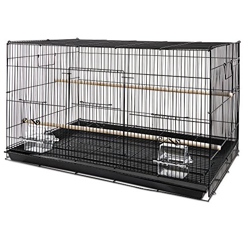 - You & Me Finch Rectangle Flight Cage, 30 in