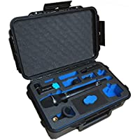 Professional carrying case for Sennheiser AVX Combo Set Microphone - Made in Germany - Powered by MC-CASES