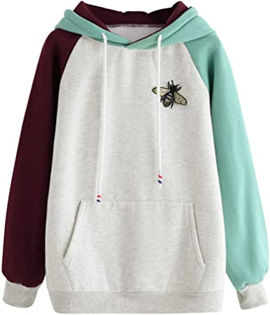 Women Winter Pullover Long Sleeve Loose Tops T-Shirt Jumper Sweatshirt Blouse