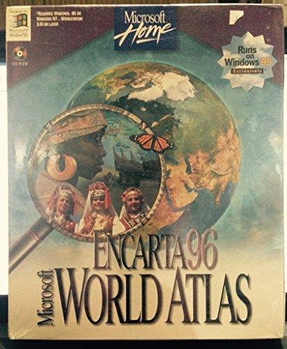 Microsoft Encarta 96 World Atlas