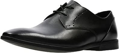 Clarks Bampton Lace, Zapatos de Cordones Derby Hombre