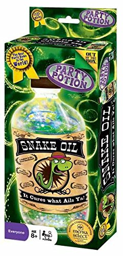 Snake Oil - Party Potion Game