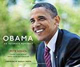 Book cover from Obama: An Intimate Portraitby Pete Souza