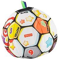 [Patrocinado] Balón de fútbol Fisher-Price ríe y aprende cantando