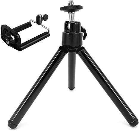 Mini trípode Ajustable para Webcam con cámara iPhone con ...