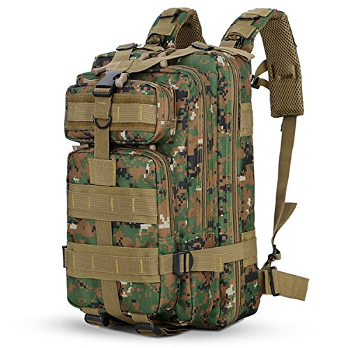 A Great Heavyweight Daypack