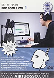 Virtuosso Pro Tools Method Vol.1 (Curso De Pro Tools Vol.1) SPANISH ONLY