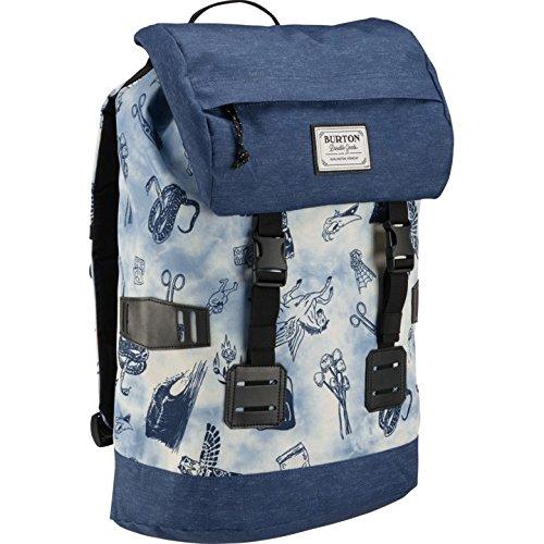 Burton Tinder Backpack-Freetime Tie Dye Print from Burton