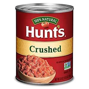 Hunt's Crushed Tomatoes, Keto Friendly, 28 oz