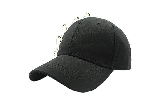 63006988858 XueXian(TM) Men s Boys Hippie Hippy Hat Sun Baseball Cap Summer Outdoor  (Black