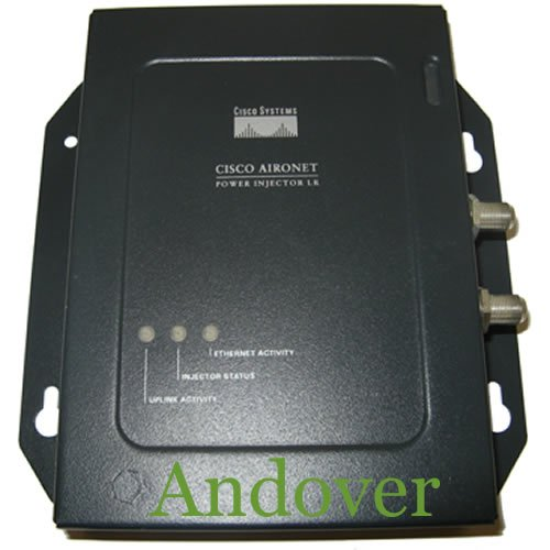 AIR-PWRINJ-30= - CISCO AIR-PWRINJ-30= Cisco AIRPWRINJBLR1 NEW CISCO AIRONET POWER INJECTOR LR - POWER by Cisco (Image #1)