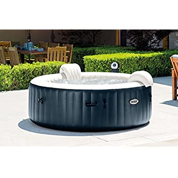 Amazon.com: Intex - Asiento para bañera Pure Spa (2 unidades ...