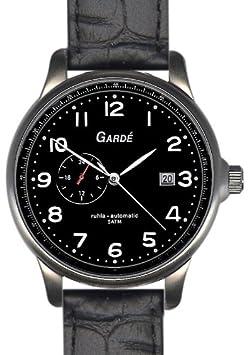 Garde Uhren aus Ruhla Automatik Herrenuhr 10911