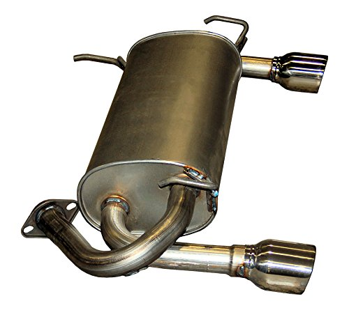 Bosal 145-163 Exhaust Silencer
