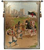 Templars French Tapestry