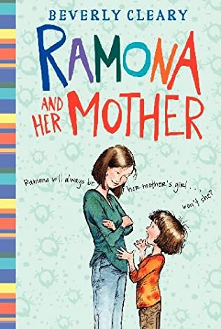 book cover of Ramona and Her Mother