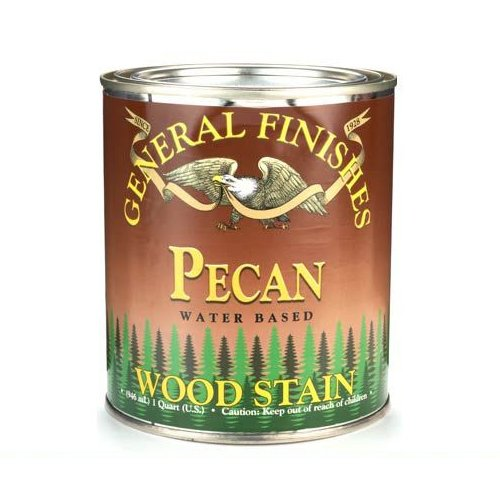 General Finishes Water Based Stain Pecan Pint
