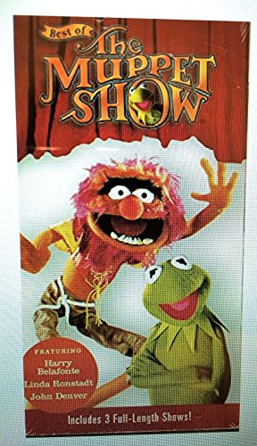 Best of the Muppet Show: Harry Belafonte/ Linda Ronstadt/ John Denver