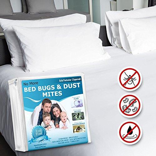 Crib Size Mattress Protector 100 Waterproof
