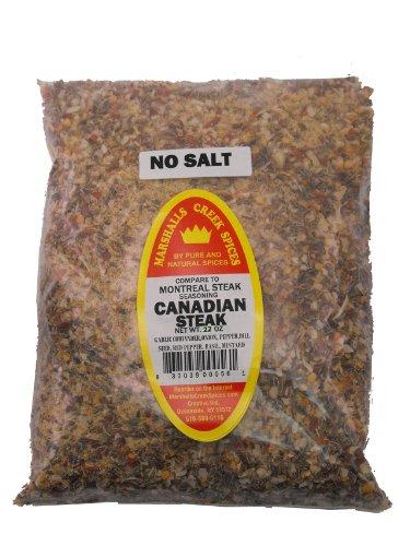 XL REFILL Marshalls Creek Spices Canadian Steak No salt Seasoning 22 Ounce